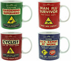 Harvey Makin - MINISTRY OF CHAPS MUG - Choose Your Design