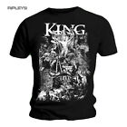 Official Unisex T Shirt KING 810 ~ Satanic Collage All Sizes