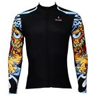 2015 Vicious dog Cycling Clothing Bike Bicycle Long Sleeve Cycling  Jersey Top