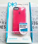 Speck CandyShell Protection Case Cover Pink-Black Color For iPhone 5C