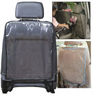 New Universal Car Auto Seat Back Protector Cover For Children Kick Mat Mud Clean