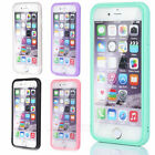 New Wrap Up Hard Case Cover with Built In Screen Protector For Apple iPhone 6