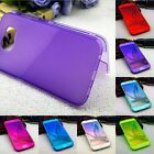 NEW Transparent Clip Flip Soft TPU Case Cover For Samsung Galaxy S6 G9200