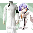 Code Geass Lloyd Asplund Cosplay Costume Full Set FREE P&P