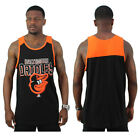 Baltimore Orioles Majestic MLB Men's Tank Top Sleeveless Shirt