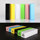 Full 2600Mah Portable External Power Bank Battery Charger for Samsung iPhone UK