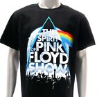 Sz M L XL XXL 2XL Pink Floyd T-shirt Tour Concert Dark Side Of The Moon pf16