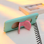 "For Apple iPhone 6 4.7"" Slim Soft Hybrid Shockproof stand Hard Case Cute Cover"