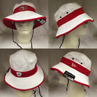 NFL San Francisco 49ers 2015 New Era White Training Day On Field Bucket Hat