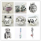 Jaime 925 Solid Sterling Silver Animal Series A fit European Charm Bead Bracelet