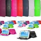 "New Universal Folio Leather Case Cover For Android Tablet PC 7"" 7 inch"