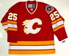 JOE NIEUWENDYK CALGARY FLAMES 1989 STANLEY CUP CCM VINTAGE JERSEY NEW WITH TAGS $199.99 USD on eBay