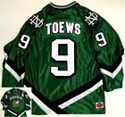 JONATHAN TOEWS NORTH DAKOTA FIGHTING SIOUX JERSEY CHICAGO BLACKHAWKS