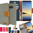 Flip Diary Kickstand Slim Leather Wallet Case Cover For Galaxy iPhone LG Note 8