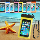 Swimming Underwater Waterproof Pouch Dry Bag Case Cover For iphone 5 6