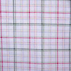 Timeless Treasures FLEUR PURPLE PLAID 100% Cotton Quilting Sewing Fabric 3-4 yds