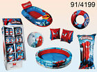 Marvel Spiderman Swimming Pool Inflatables - Pool Swim Ring Armbands Ball Float