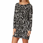 Vero Moda Easy Tunic  Womens  Dress - Black Oatmeal