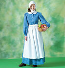 Sew & Make McCall's M4548 SEWING PATTERN Costumes EARLY AMERICAN PIONEER PRAIRIE