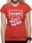 Official Ting Tings (Cassette) Women's Fitted T-shirt - All sizes