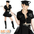 LA Police Cop Girl Fancy Dress Ladies Policewoman Uniform Costume Outfit