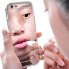 """Hot! Mirror Make-up Soft Silicone Case Cover For iPhone 5, 5s, 6, plus 4.7"""" 5.5"""""""