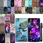 For ZTE ZMAX Z970 Cute Design TPU SILICONE Rubber Soft Case Phone Cover + Pen
