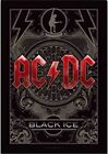 AC/DC Black Ice Textile Flag - NEW & OFFICIAL