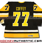 PAUL COFFEY PITTSBURGH PENGUINS 1992 JERSEY CCM VINTAGE BLACK