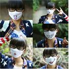Face mask Cute Anime Kaomoji-kun Emoticon mouth-muffle Anti-Dust Kawaii Style