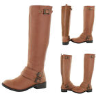 Jessica Simpson Elmont Women's Riding Boots Leather