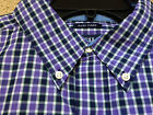 NEW CHAPS MENS Easy Care L/S Casual SHIRT NWT $55 MSRP Size M Medium