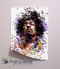 JIMI HENDRIX GIANT WALL ART POSTER A0 A1 A2 A3