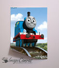 THOMAS THE TANK ENGINE GIANT WALL ART POSTER A0 A1 A2