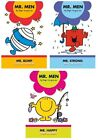 MR.PARA HOMBRE Tapa dura LIBROS Roger Hargreaves Fuerte/Bump/Happy Infantil/