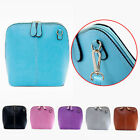 Shoulder Bag Women Scrub Leather Purse Satchel Messenger Bag Shell Crossbody Bag
