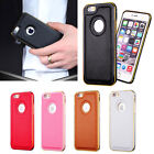 New Genuine Leather Metallica Case Cover Skin For iPhone 5 6/ 6 Plus+2 Protector