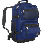 Everest Oversized Deluxe Backpack 3 Colors School & Day Hiking Backpack NEW