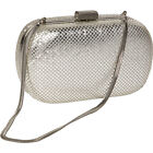 Whiting and Davis Mesh Minaudiere 4 Colors Clutche NEW