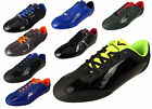 Mens Designer Voi Jeans Trainers Plimsolls Quilted Patent Shoes Sneakers Pumps