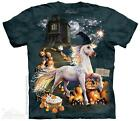 HALLOWEEN UNICORN CHILD T-SHIRT THE MOUNTAIN