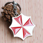 New Umbrella Corporation Resident Evil Chain Pendant Necklace Keychain