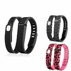 3PCS Replacement Wrist Band Clasp Fastener for Fitbit Flex Bracelet Large/Small