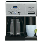 Cuisinart CHW-12 12-Cup Programmable Coffeemaker w Hot Water System