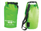 Ocean Dry Pack Bag Day Super Waterproof Kayake Rucksack Green 20L 15L 20 15 L