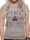 Official Pink Floyd (US Tour 72) Women's Fitted T-shirt - All sizes