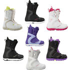 Burton Mint Women's Snowboard Shoes Soft Boots Speed Lacing