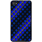 Abstract 3D Wave Hard Case For Blackberry Z30