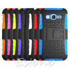 For Samsung Galaxy G360 Shock Proof Rugged Armor Heavy Duty Hybrid Case Cover
