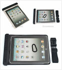 New Colors Waterproof Sleeve Case Cover Dry Strap Bag Pouch For ipad 2/3/4